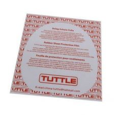 TUTTLE Self-Sticky Table Tennis Rubber Protector